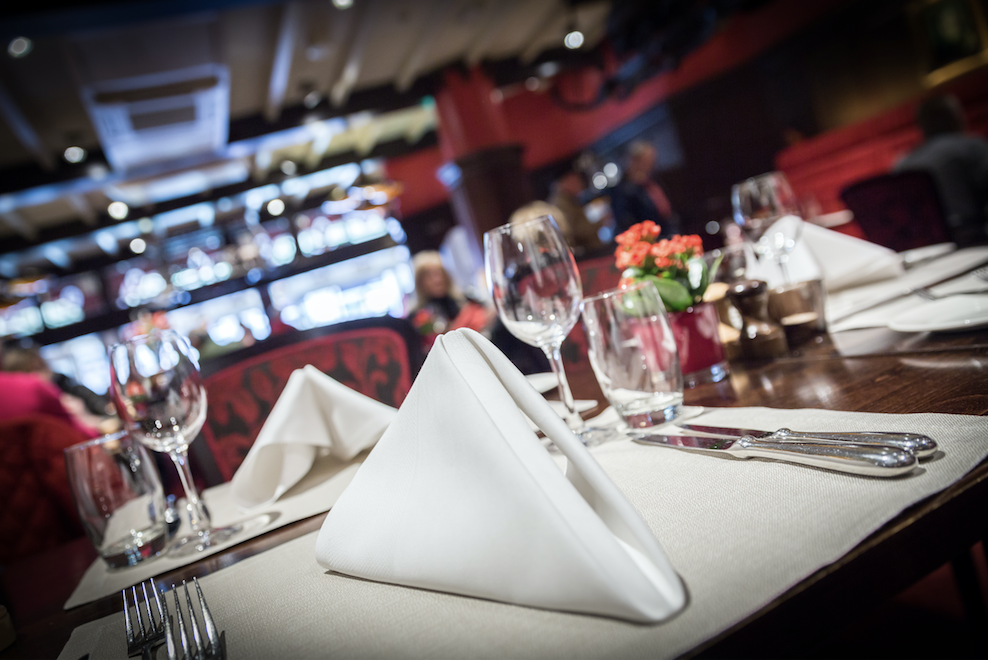 linen services for restaurants