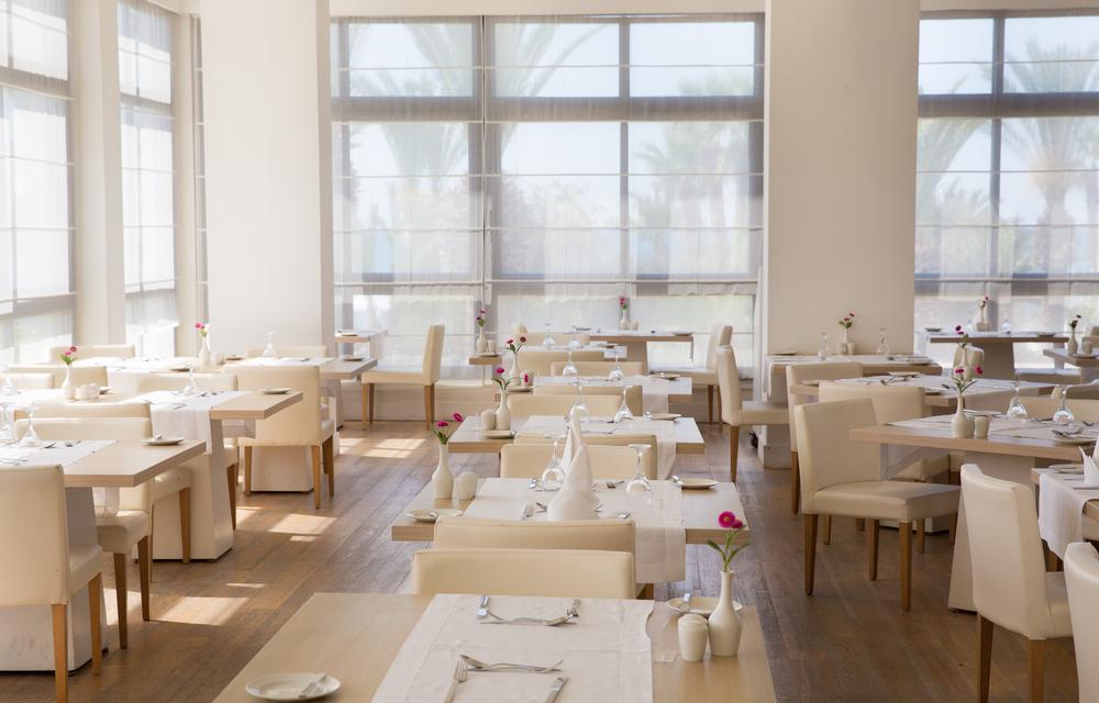 restaurant linens impression